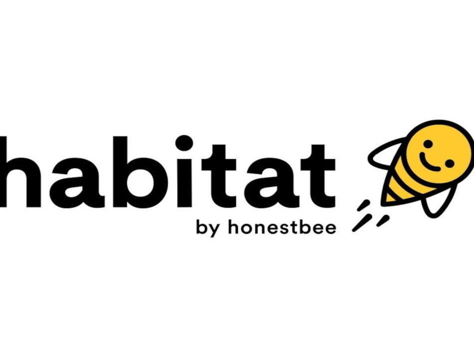 habitat by honestbee logo